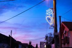 Vianočné osvetlenie 2019