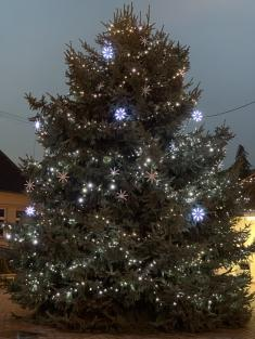 Vianočné obdobie v našej mestskej časti